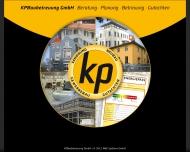Bild KP Baubetreuung GmbH Planung, Baubetreuung, Gutachten für Schäden an Gebäuden