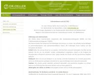 Website Oeller Dr.med.