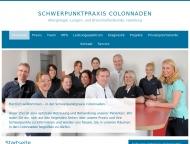 Bild Webseite Sostmann Volker Dr.med. Lungenarzt Hamburg