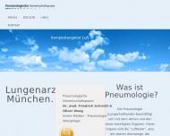 Pneumologische Gemeinschaftspraxis Dr. med. Friedrich Schmidt Oliver Weeg