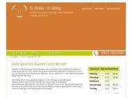 Website Winkler Fehling