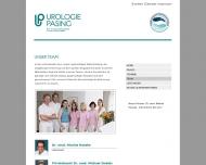 Website Scharf Dr. med. Michael u. Priv.Doz.Dr.med. Michael Siebels Urologe
