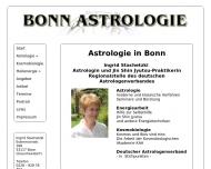 Bild Stachetzki Ingrid Astrologin , Detlef