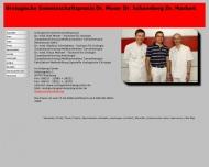 Bild Schneeberg Mathias , Moser Ralf , Markert Klaus Dres. Fachärzte für Urologie