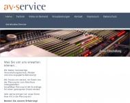 Bild Webseite Hellmann Wilhelm Tonproduktion Unterföhring