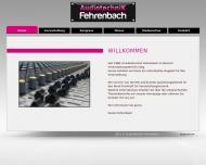 Bild Fehrenbach Audiotechnik