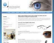 Website Akustik & Optik Ellwein Christoph
