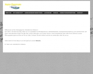 Bild Webseite AutoZentrum Glowna Blomberg