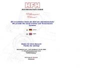 Bild HFH Antriebstechnik GmbH