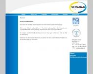 Website Serabag Service