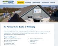 Bild Webseite  Bedburg-Hau