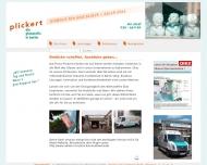 Bild Plickert Glaserei-Betriebe GmbH Zentrale