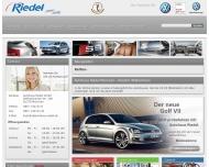 Bild Autohaus Riedel GmbH - VW/Audi Autohaus