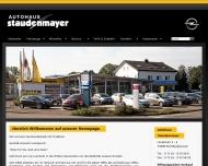 Bild Webseite  Rechberghausen