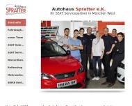 Bild Autohaus Spratter