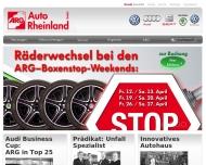 Bild ARG Auto-Rheinland-GmbH Direkthändler u. Kundendienst