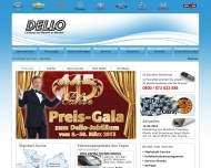 Website Dello Ernst