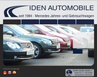 Bild Iden Automobile