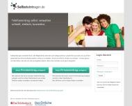 Bild Webseite  Ingoldingen