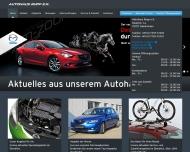 Bild Webseite  Hambrücken