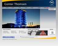 Website Klaus Thomsen