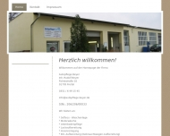 Bild Webseite Autopflege Beyer Rudolf Freital