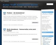 Bild Webseite Autodienst Kalka Berlin