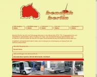 Bild Webseite Bendich Berlin