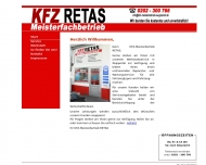 Website Kfz-Technik-Retas