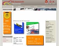 Website Gawronski Edward KFZ-Meisterbetrieb
