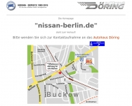 Bild Webseite Bernd Döring Berlin