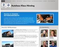 Bild Webseite  Essen (Oldenburg)