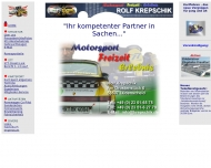 Website Krepschik Rolf