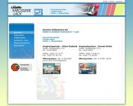Bild Webseite Karosserie&Lack Roman Klatte KFZ Berlin