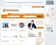Bild Webseite Triebler Nürnberg