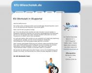 Bild Webseite Wiescholek Manfred Wuppertal