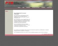 Bild PTB, Ingenieurbüro für Planung, Technologie und Bauüberwachung Magdeburg GmbH
