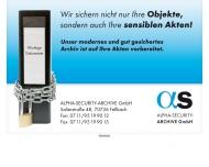 Bild Webseite  Fellbach
