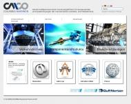 Bild Webseite ALLTEC Antriebstechnik Heilbronn