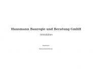 Bild Hausmann Bauregie und Beratung GmbH Immobilien