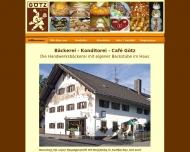 www.baeckerei-goetz.de - Willkommen