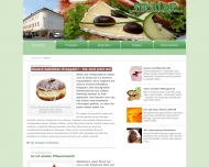 Bild Webseite Bäckerei und Konditorei Müller Darmstadt - Die ganze Frische der ... Darmstadt