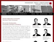 Bild Christiansen Uwe , Thoms Klaus , Ascherfeld Christian u. Otter Matthias Rechtsanwälte u. Notare