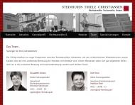 Website Christiansen Uwe , Thoms Klaus , Ascherfeld Christian u. Otter Matthias Rechtsanwälte u. Notare