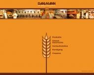 Website Dahlmann Bernd Bäckerei und Konditorei