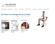 Bild Baumann Technologie GmbH