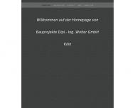 Bild Bauprojekte Dipl.-Ing. Wolter GmbH