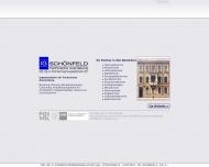 Website Schönfeld Günter Dipl.-Ing. Ingenieurgesellschaft