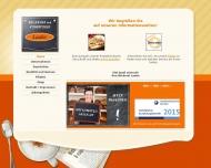 Bild Webseite Bäckerei & Konditorei Ulrich Laube e.K Inhaber Marcel Nitz Freital