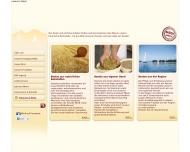 Bild Webseite Miedl Kolbermoor